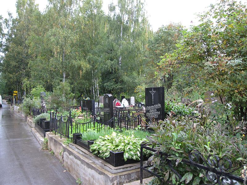 Мемориал - Хованское кладбище