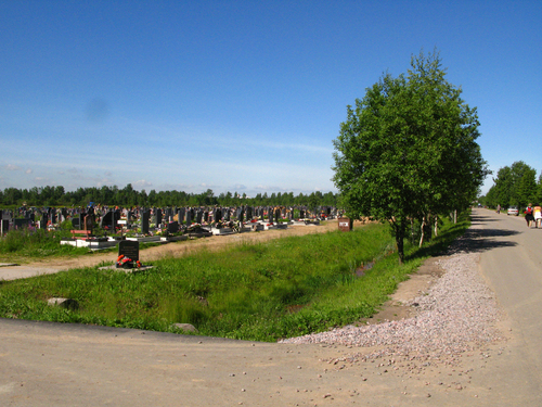 Ковалевское кладбище