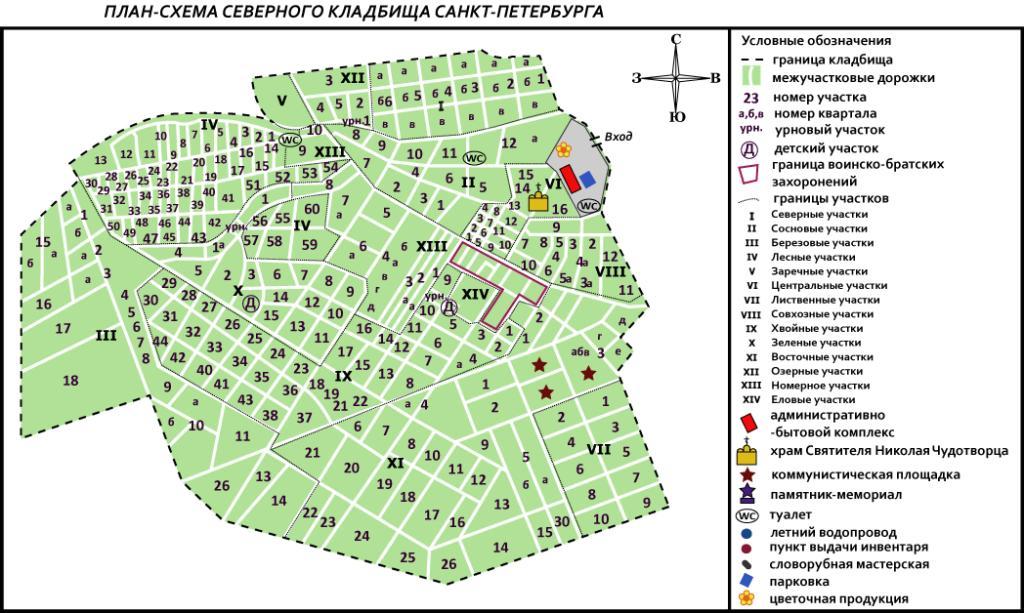 """""""Исторические кладбища"""